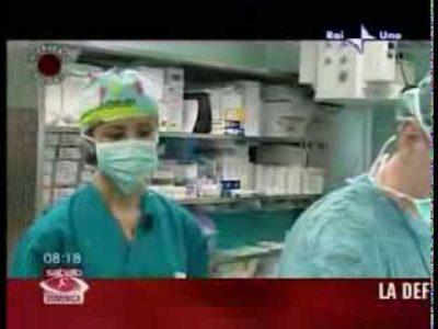 STENOSI LOMBARE - trattamento in anestesia locale